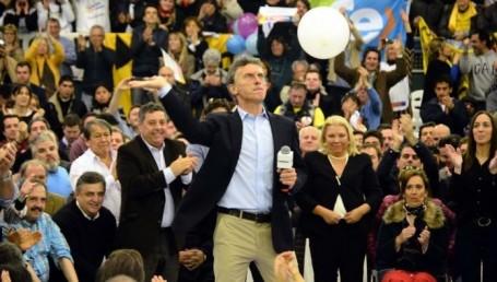 """Macri: """"Quieren que nos vaya mal para recuperar el poder"""""""