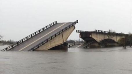 En octubre instalaran del puente Bailey Esquina - Goya