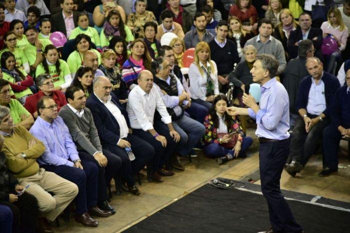 """Macri: """"Parecía un sueño difícil el cambio, pero lo alcanzamos porque lo hicimos juntos"""""""