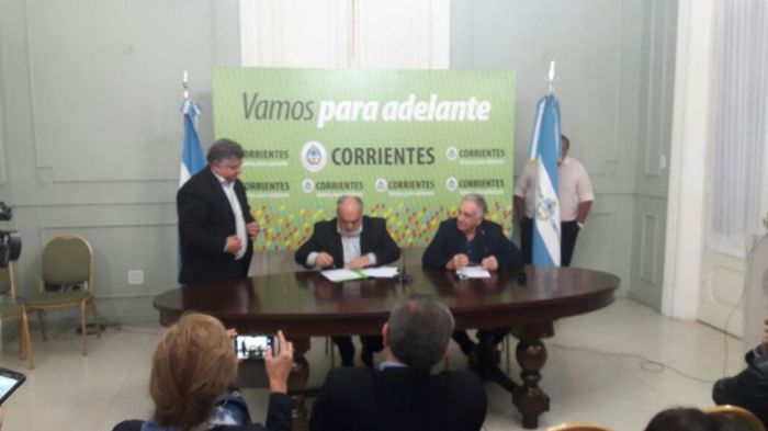 """Reintegro del 50%: Colombi apuntó contra """"privados que mostraron absoluta falta de compromiso"""""""