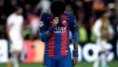 Neymar se fue del Barcelona