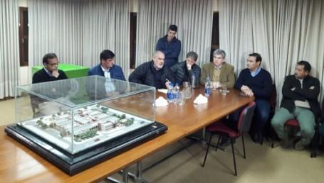 Presentaron el proyecto del nuevo hospital de Ituzaingó