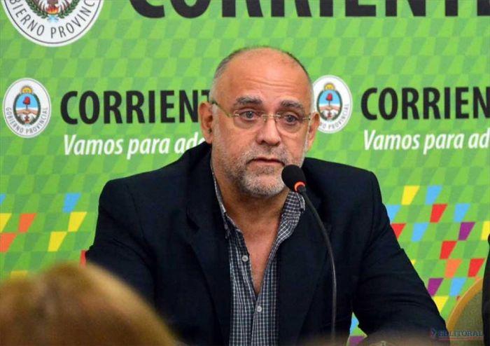 Vignolo asumiría el 24 de agosto como titular del Plan Belgrano
