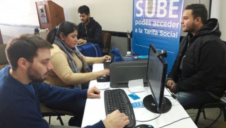 Inicia la entrega de SUBE para estudiantes de Exactas