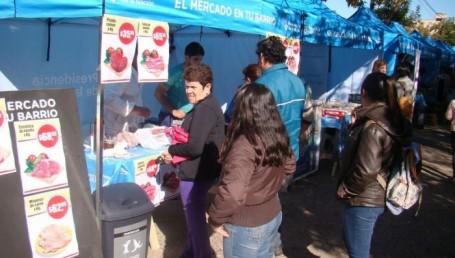 El Mercado en tu Barrio llega al Barrio Nuevo