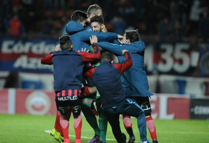 San Lorenzo clasificó por penales a cuartos de final