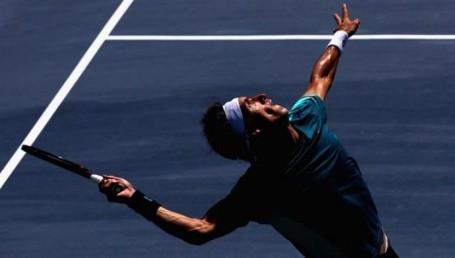 US Open: Leo Mayer dio el gran golpe ante Gasquet