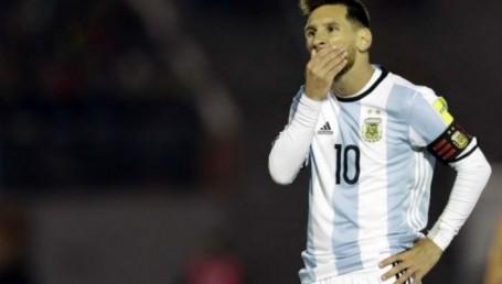Argentina empató con Uruguay y sigue en repechaje