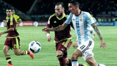 Argentina tiene que ganar o ganar frente a Venezuela