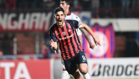 San Lorenzo venció a Lanús en el duelo de ida