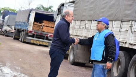 """""""Consideramos prioritaria la recuperación de cada sanluiseño"""" afirmó Canteros"""