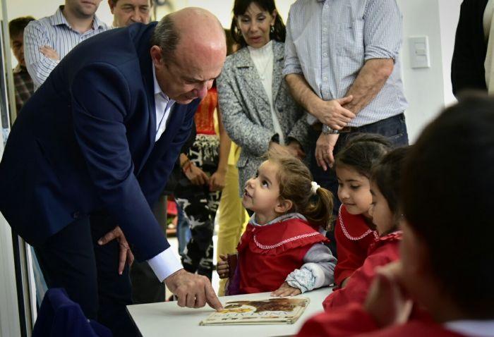 """Canteros: """"Queremos mejorar la calidad educativa y el futuro de nuestros niños"""""""