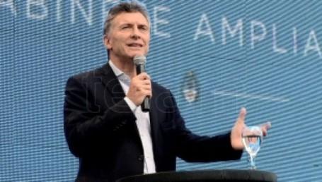 Macri inaugura una planta aceitera en Chaco