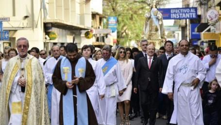 """Celebración de La Merced. Canteros: """"Acompañamos esta celebración de fe y tradición"""""""
