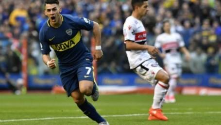 Boca venció a Chacarita y sigue puntero