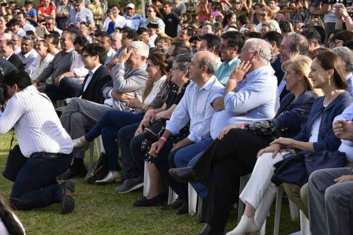 """Para Canteros, la visita de Macri confirma que """"la victoria de Valdés será inapelable"""""""