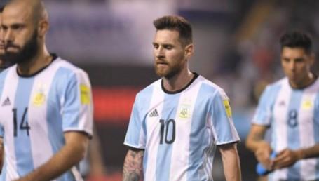 Argentina complicó sus chances de ir a Rusia 2018