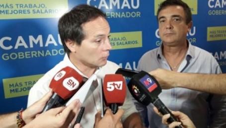 Camau reconoció la derrota y se puso a disposición de Valdés