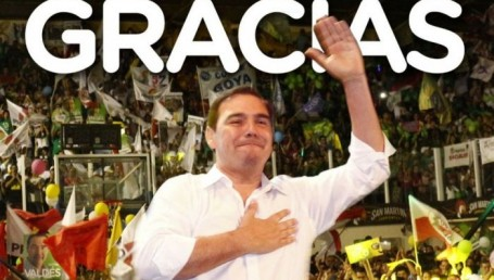 Valdés agradeció a los correntinos por volver a confiar en Cambiemos