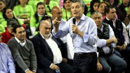 Macri recibe a Colombi y a Valdés
