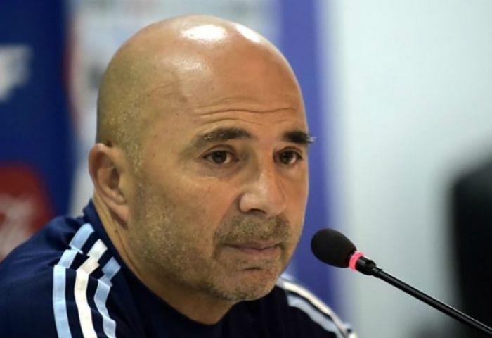 """Sampaoli: """"Argentina merece la clasificación"""""""