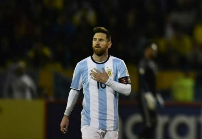 Gracias a Messi, Argentina clasificó para el Mundial