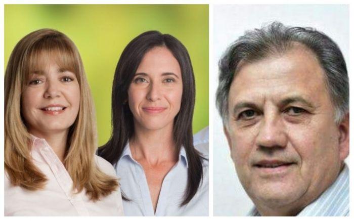 Regidor, Brambilla y Romero: Diputados nacionales por Corrientes