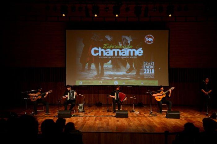"""Corrientes invitó al país a la """"Experiencia Chamamé"""""""