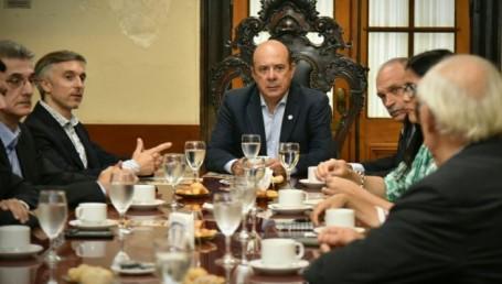 Canteros se comprometió a fortalecer a las organizaciones civiles