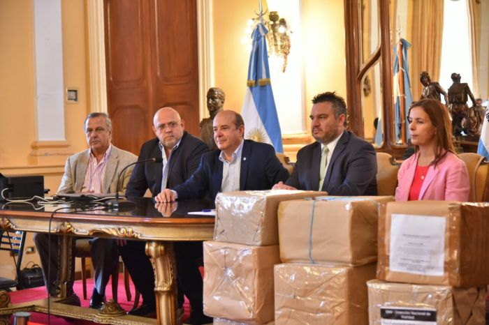 "Canteros: ""La autovía marca un futuro promisorio para Corrientes"""