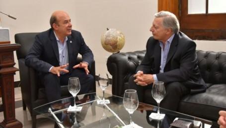 """Canteros: """"Corrientes continuará en el camino del desarrollo energético"""""""