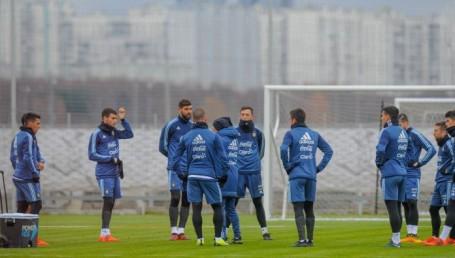 Argentina juega ante Nigeria en un nuevo amistoso