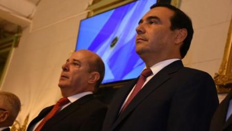 """Canteros juró por segunda vez y pronosticó: """"Ahora viene lo mejor para Corrientes"""""""