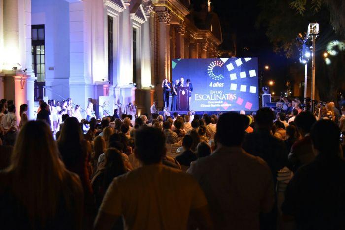 Canteros abogó por una Cultura con participación ciudadana