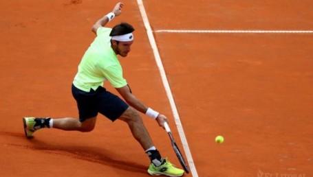 Mayer perdió con Berrettini y se fue rápido del torneo de Bastad