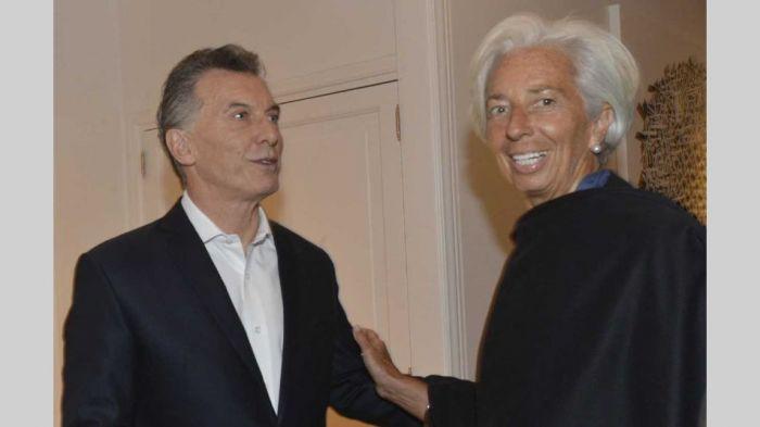 """Mauricio Macri: """"El acuerdo con el FMI es cero peligroso"""""""