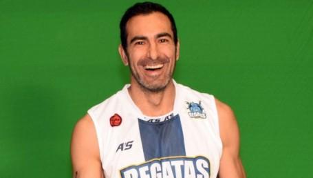Paolo Quinteros jugará su octava temporada en Regatas
