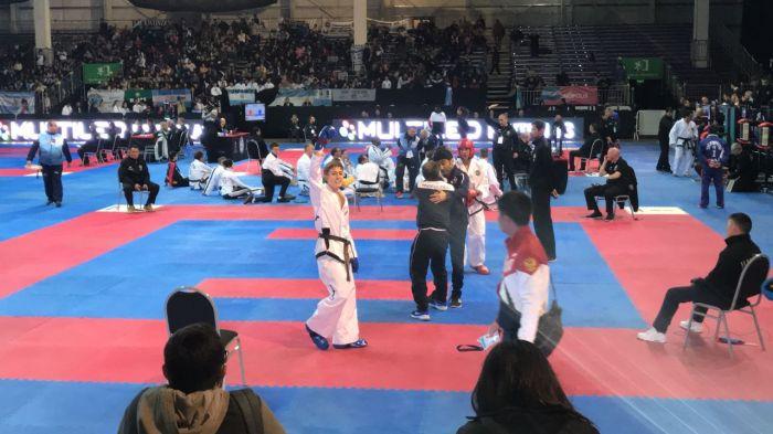 El juvenil Pablo Adén es bicampeón