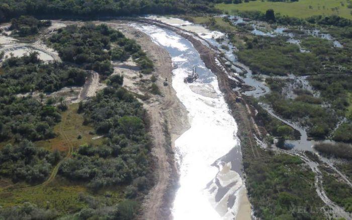 Por trabajos de dragado en el Riachuelo destruyeron zonas protegidas