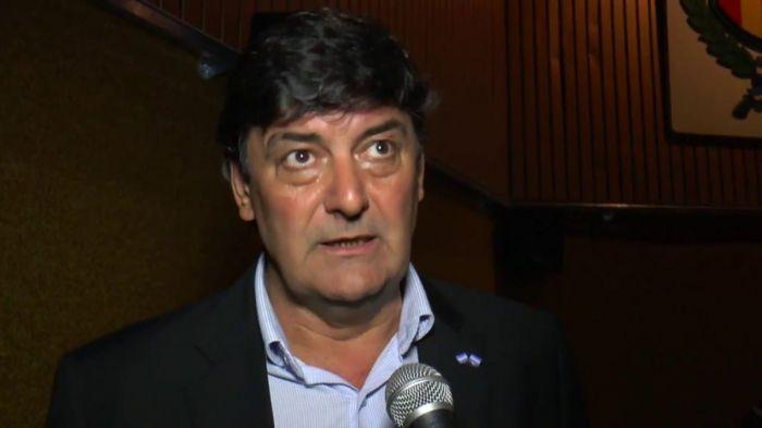 """Eduardo Burna: """"la renuncia del viceintendente no cambia el rumbo de la gestión"""""""