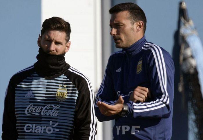 Lionel Messi no vuelve este año a la selección nacional