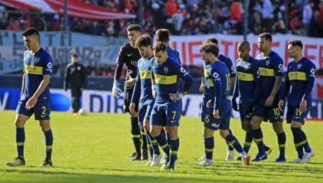 Boca perdió con Estudiantes y se quedó sin racha de líder
