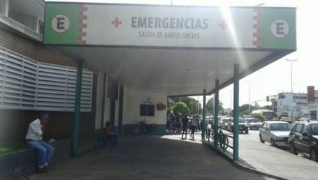 Fin de semana con 33 heridos en siniestros viales y fila de ambulancias en el Hospital Escuela