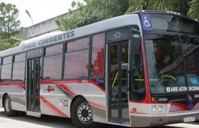Desde el 15 aumentaría el precio del boleto del servicio Corrientes-Chaco