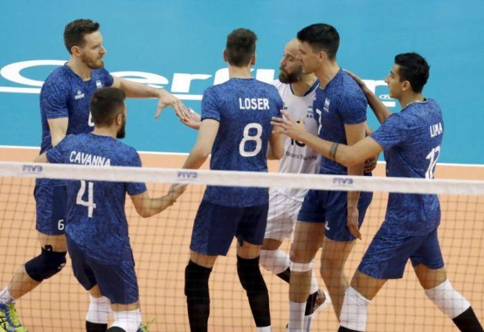 Argentina ganó un partido histórico ante Polonia y sueña en el Mundial de vóley