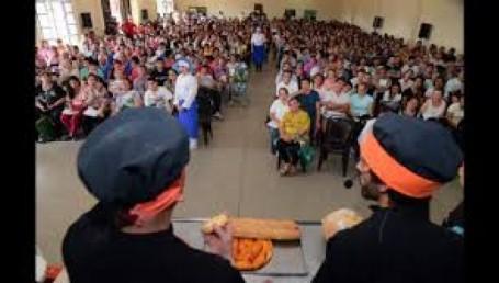 Reeditan exitoso Taller de Panadería: Canteros promueve el trabajo emprendedor