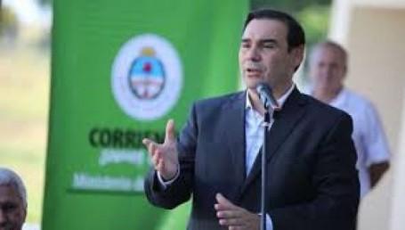 Valdés quiere que los principales frigoríficos del país se instalen en Corrientes