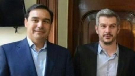 Peña con Valdés en Corrientes: sintonía política preelectoral