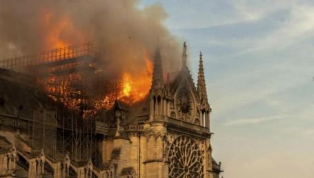 Notre Dame: las verdaderas causas del incendio