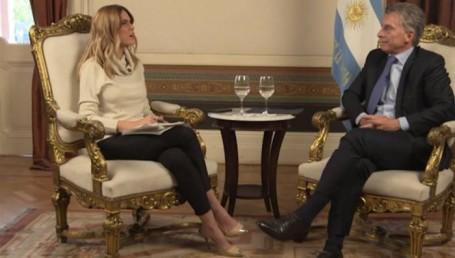 Macri no gana ni en el rating: fue el menos visto